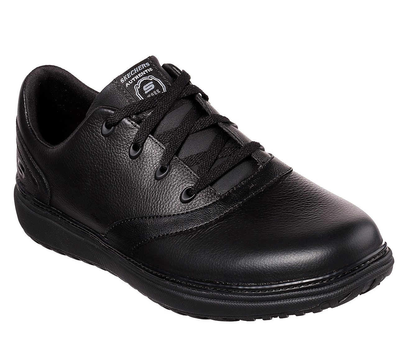 39791b77ac5 Buy SKECHERS Work Relaxed Fit  Mohall SR Work Shoes only  82.00