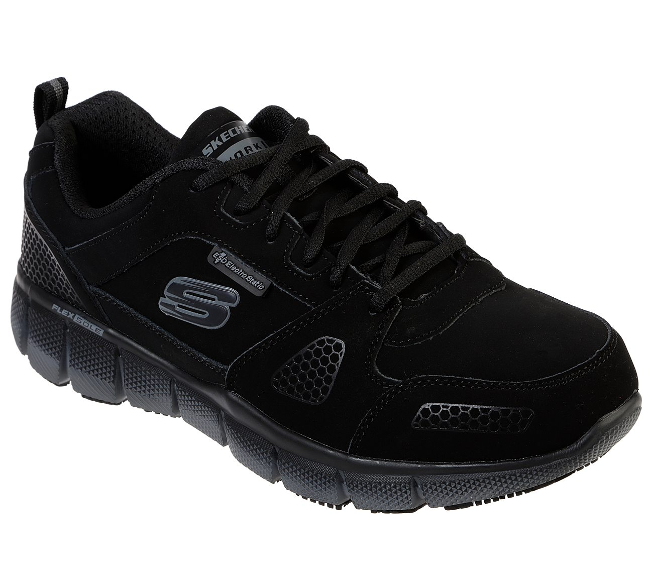 2191a2b4a917 Buy SKECHERS Work  Telfin - Thordd ESD Work Shoes only  88.00