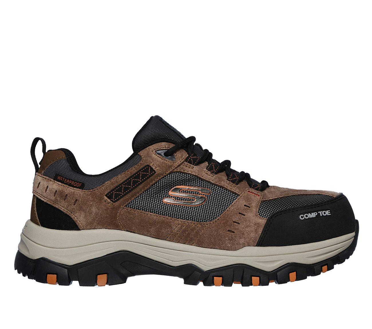 Buy SKECHERS Work Sicherheitsschuh: Greetah Comp Toe Work Shoes RDfzZ