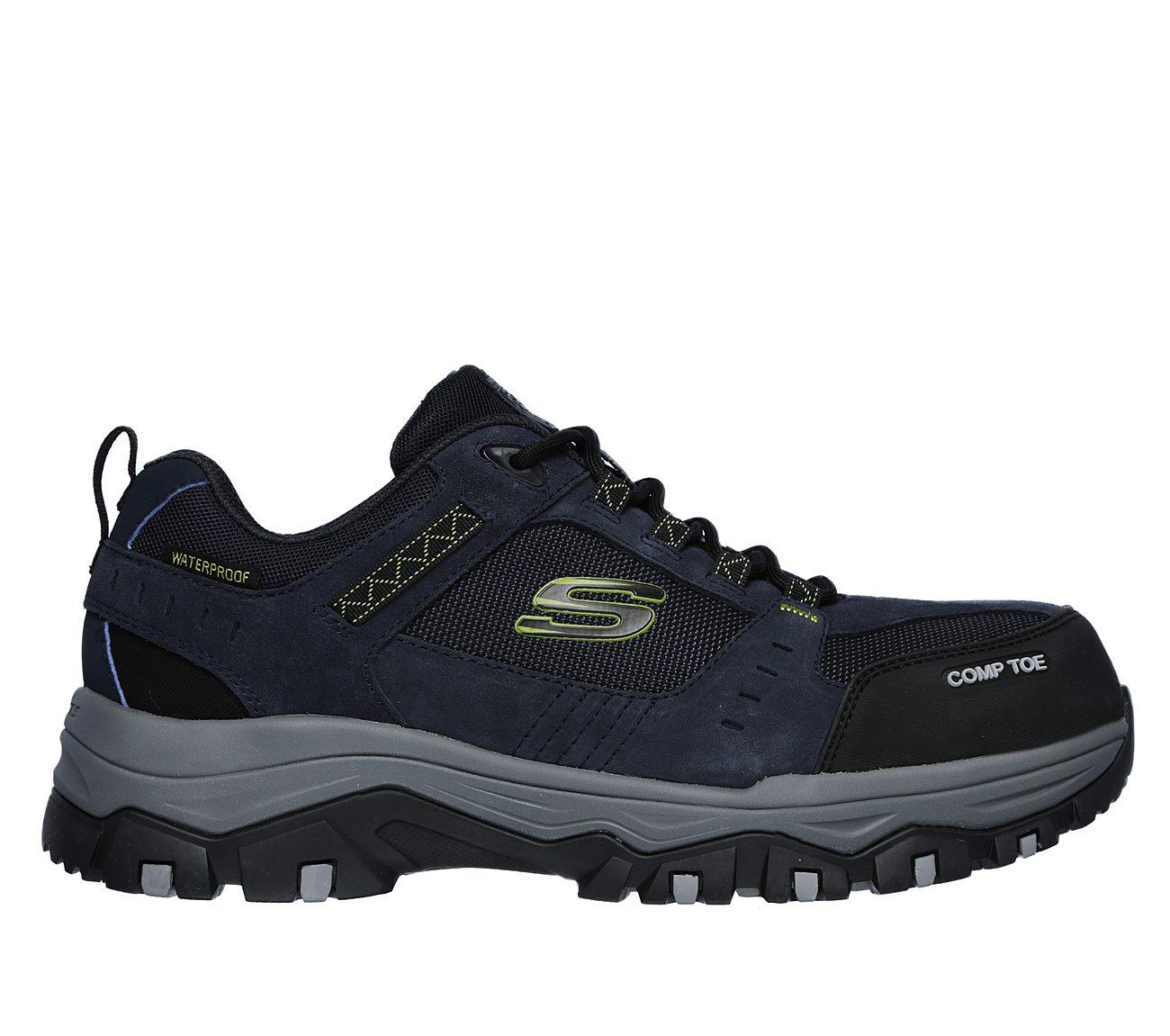 Greetah Comp Toe SKECHERS Work Shoes