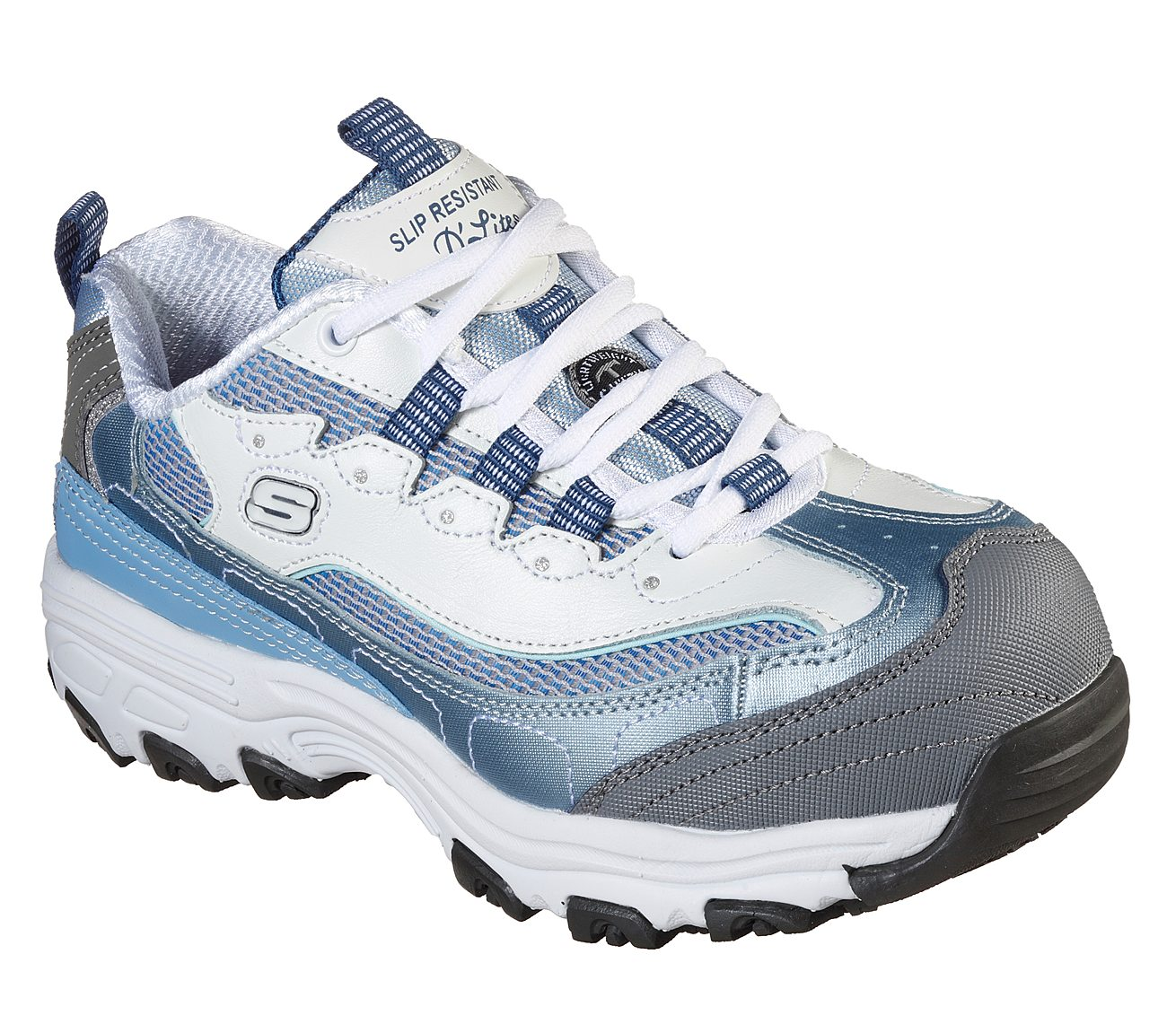 Work Relaxed Fit: D'Lites SR - Lankoe Alloy Toe