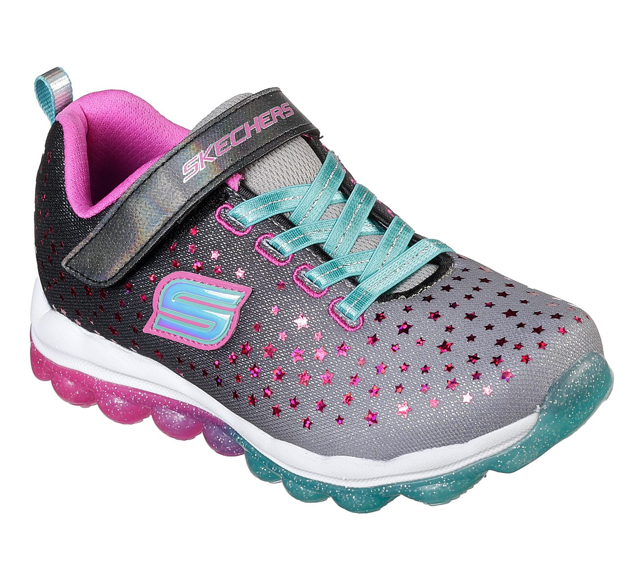 Girls High Heel Shoes With Memory Foam