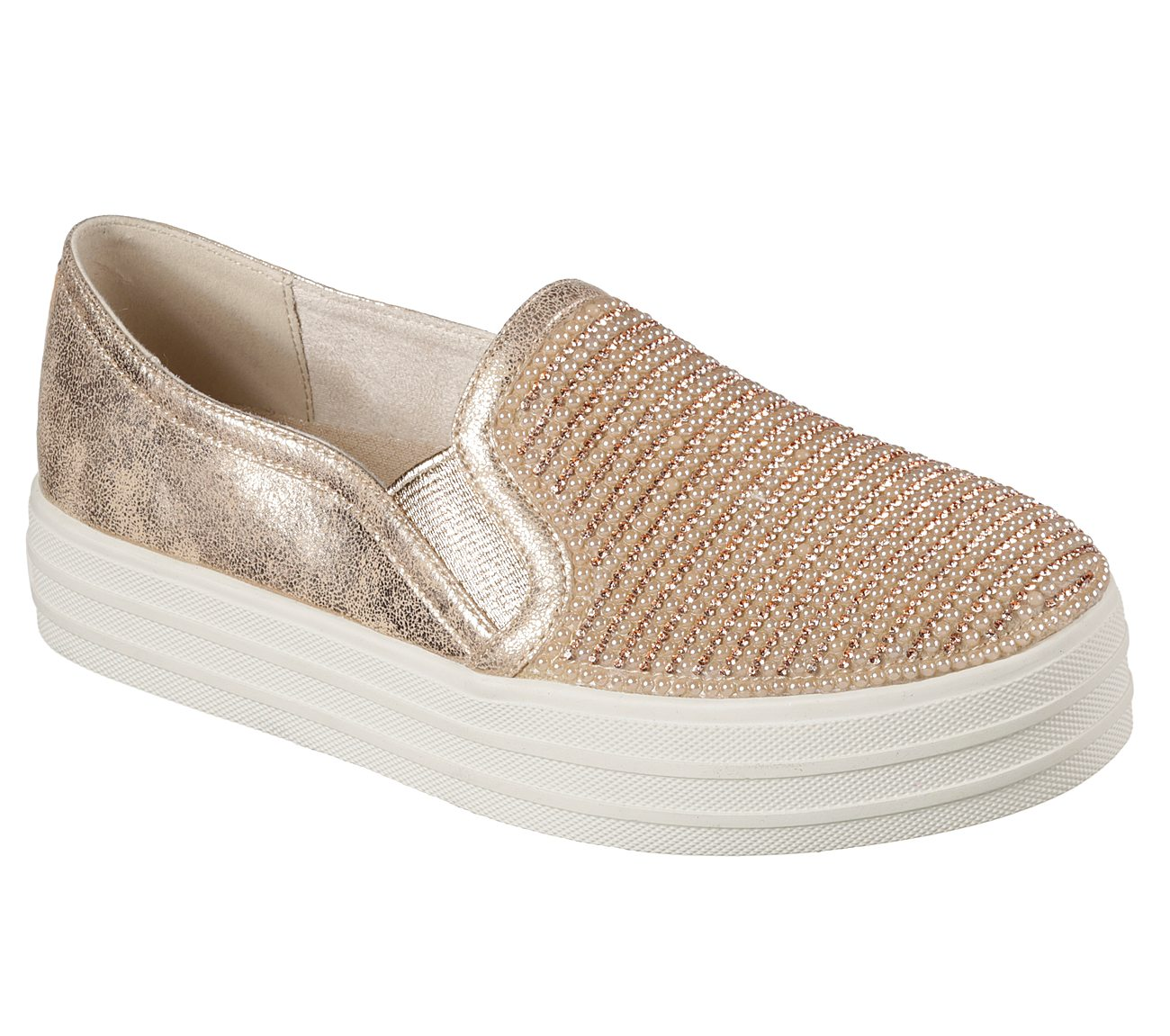 Buy SKECHERS Double Up - Shiny Dancer SKECHER Street Shoes only £65.00 aaa3af0a4