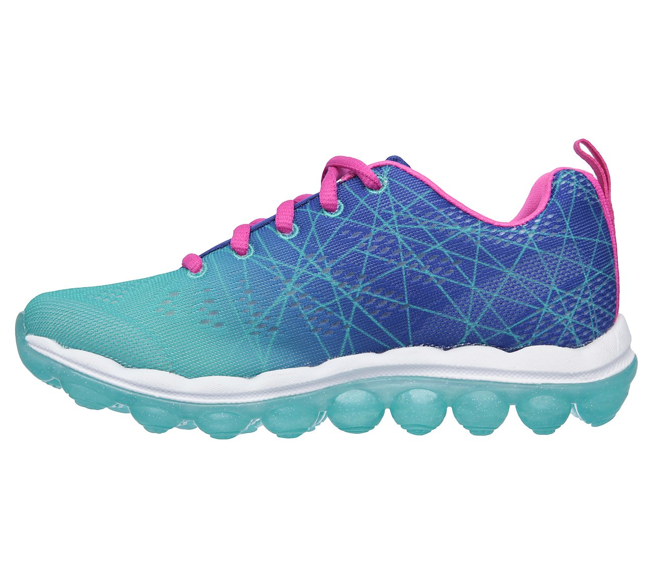 Skechers Shoes  Skechers Skech Air Laser Lite Girls Sports Shoes BlueAqua