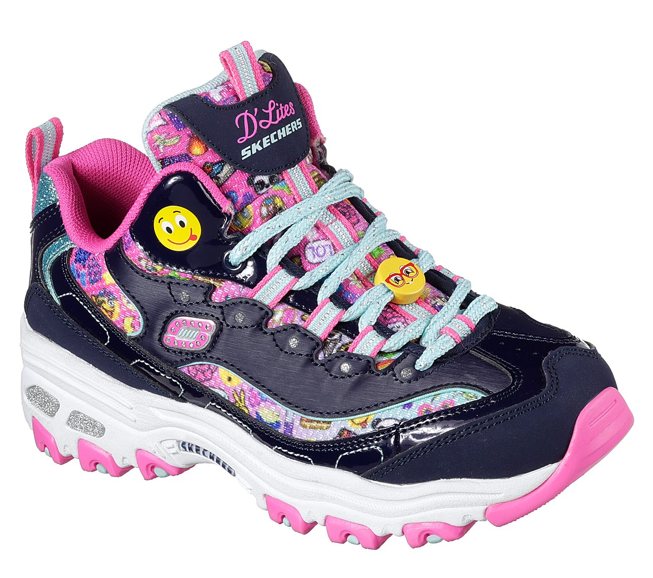 Buy SKECHERS D'Lites - Kickin Cool D