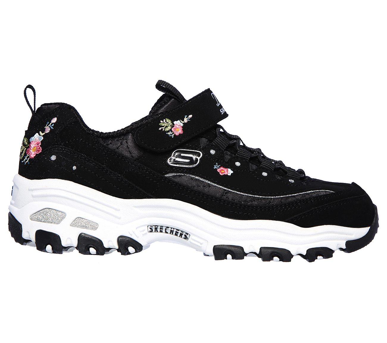 Lil Blossom Skechers D'Lites Shoes
