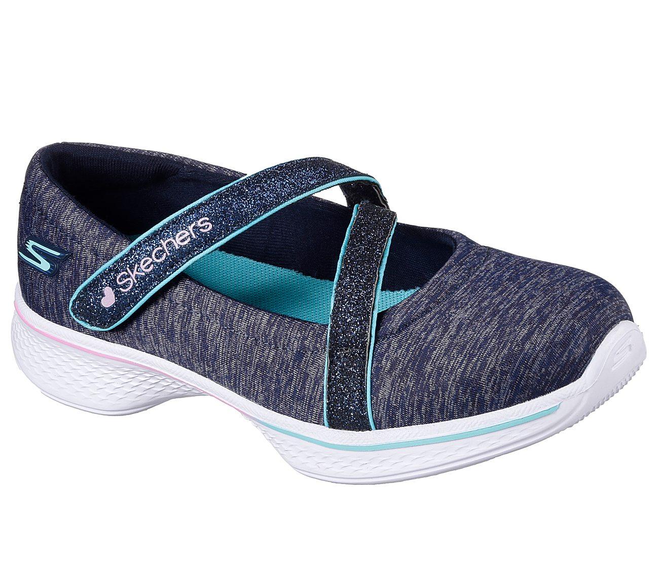 Skechers GOwalk 4 - Jersey Gems