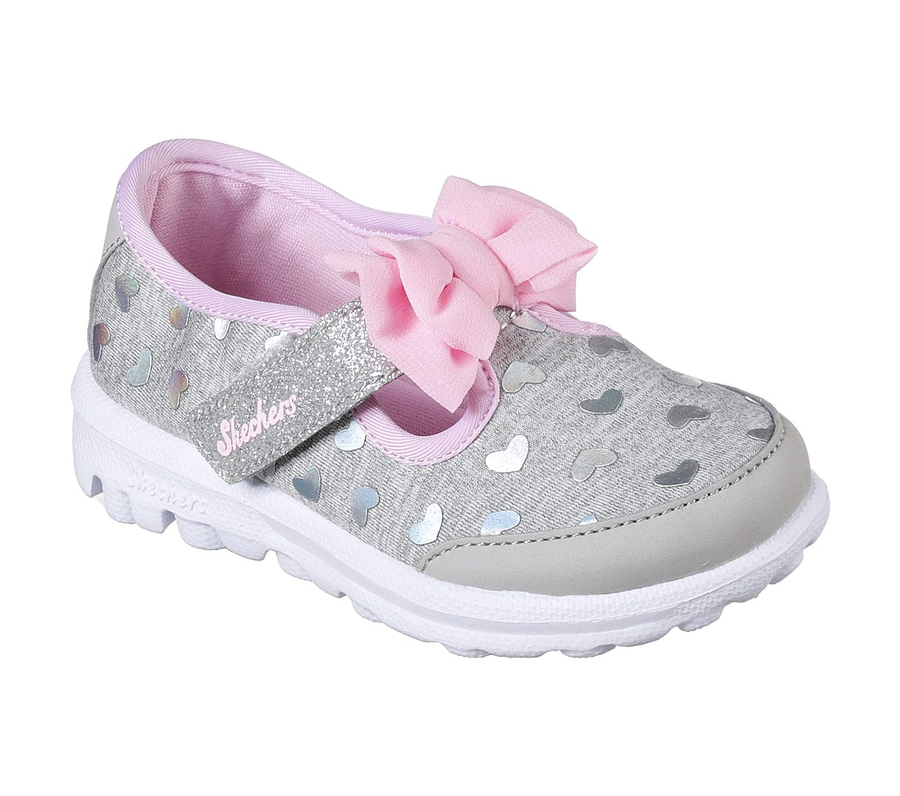 Skechers GOwalk - Bitty Hearts