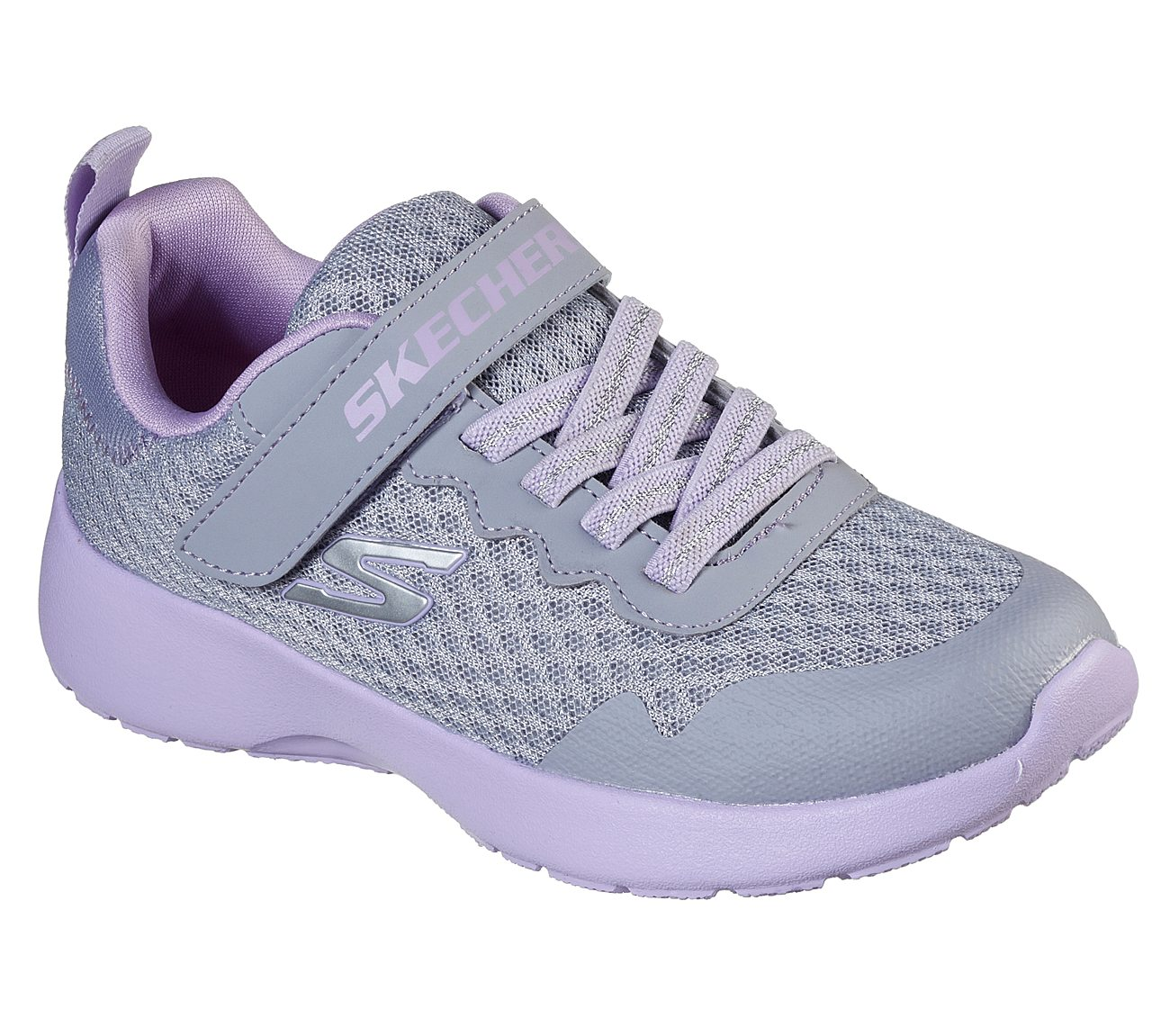 Skechers Womens Dynamight Trainers Running Shoes Elasticated Laces Lightweight