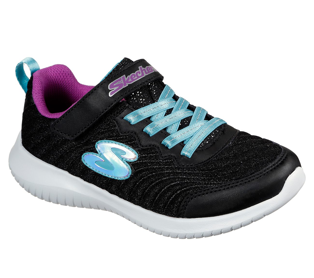 Details about Skechers Go Flex Athletic Children Slip on Girls Girl Ballerina