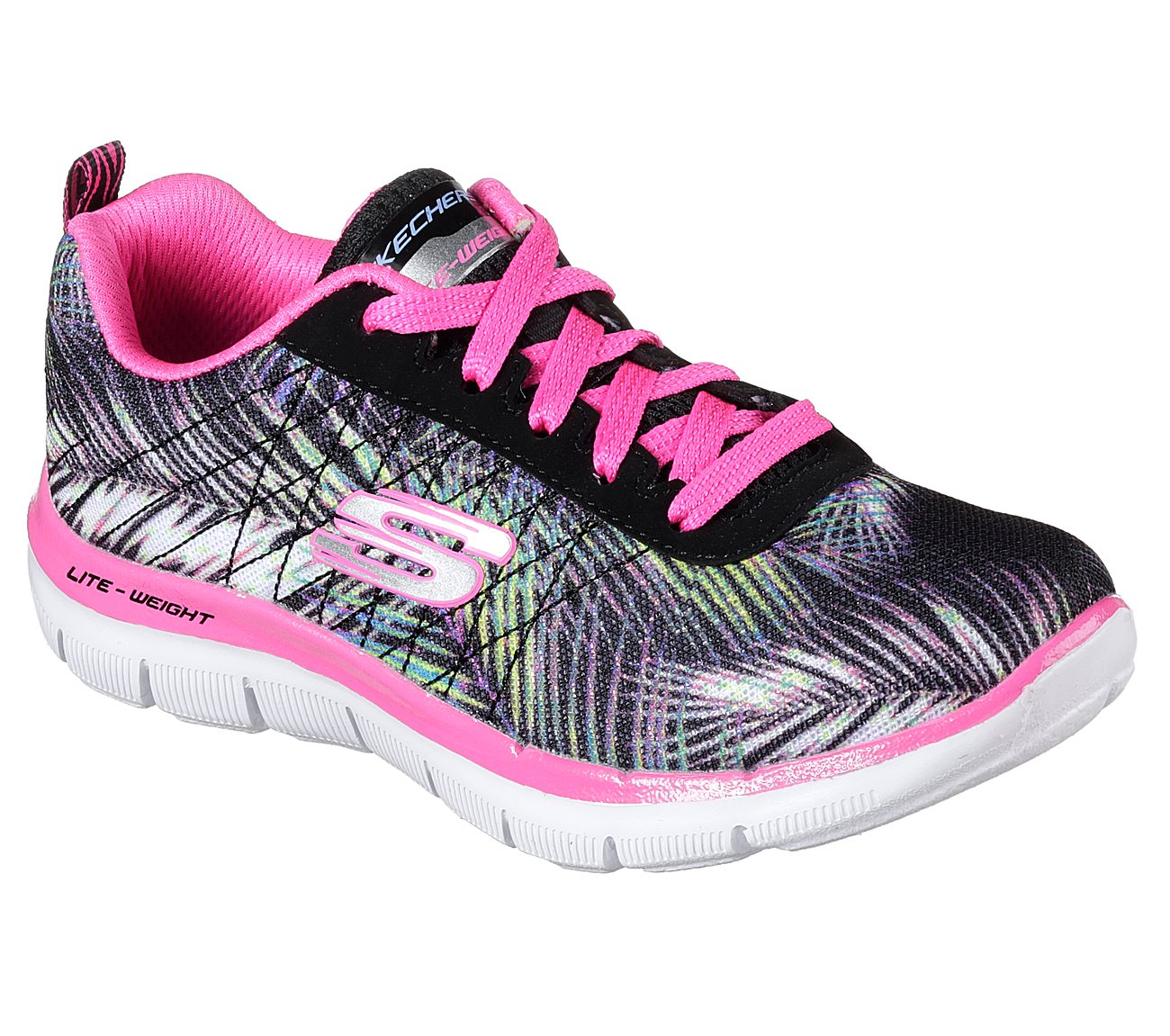 Tropical Breeze Sport Shoes