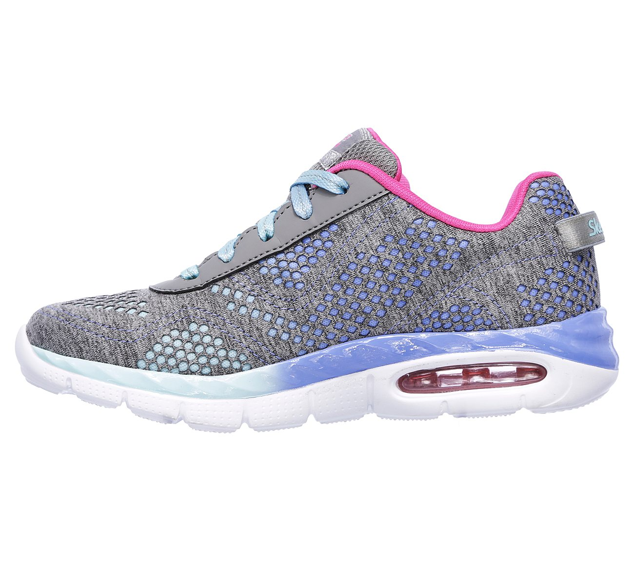 Skechers Air Appeal Crazy Crush Gris HsrOOqvwl