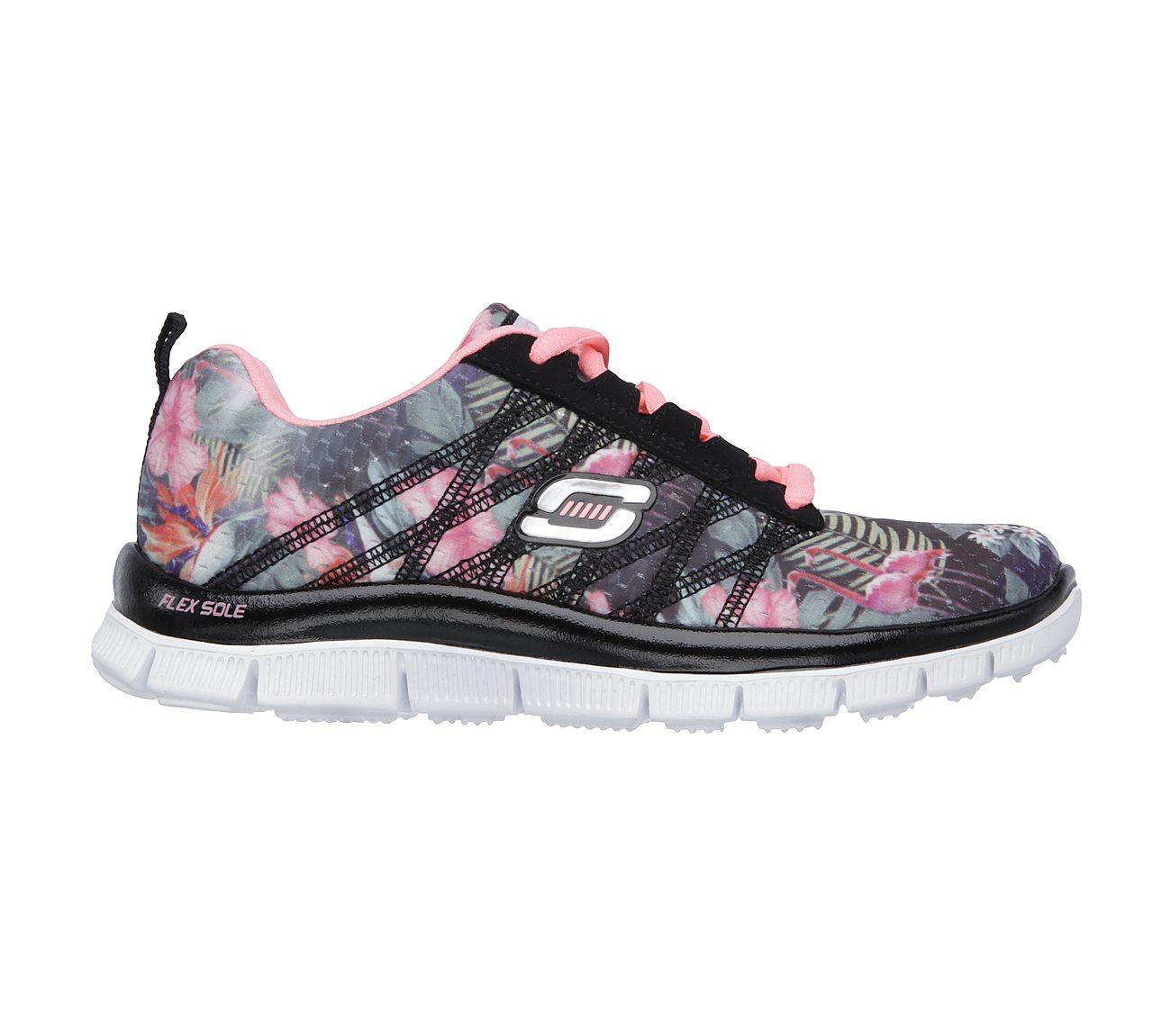 2dc62fc3e7d0 Buy SKECHERS Skech Appeal - Floral Bloom SKECHERS Sport Shoes only ...