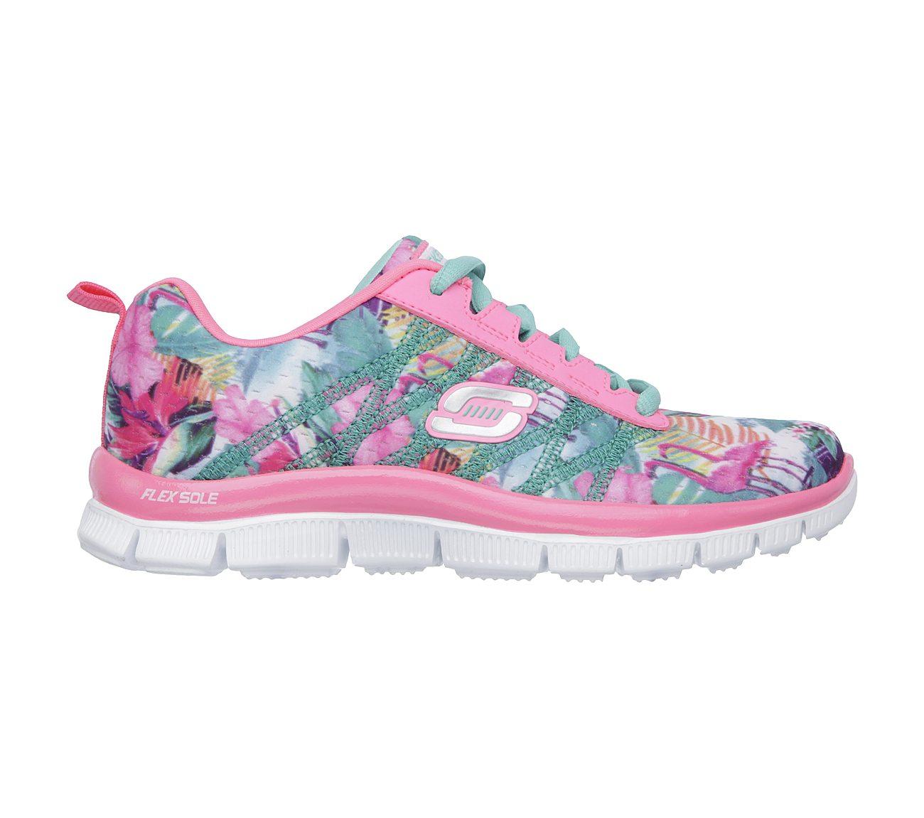 c64f2d87c059 Buy SKECHERS Skech Appeal - Floral Bloom Sport Shoes only  37.00