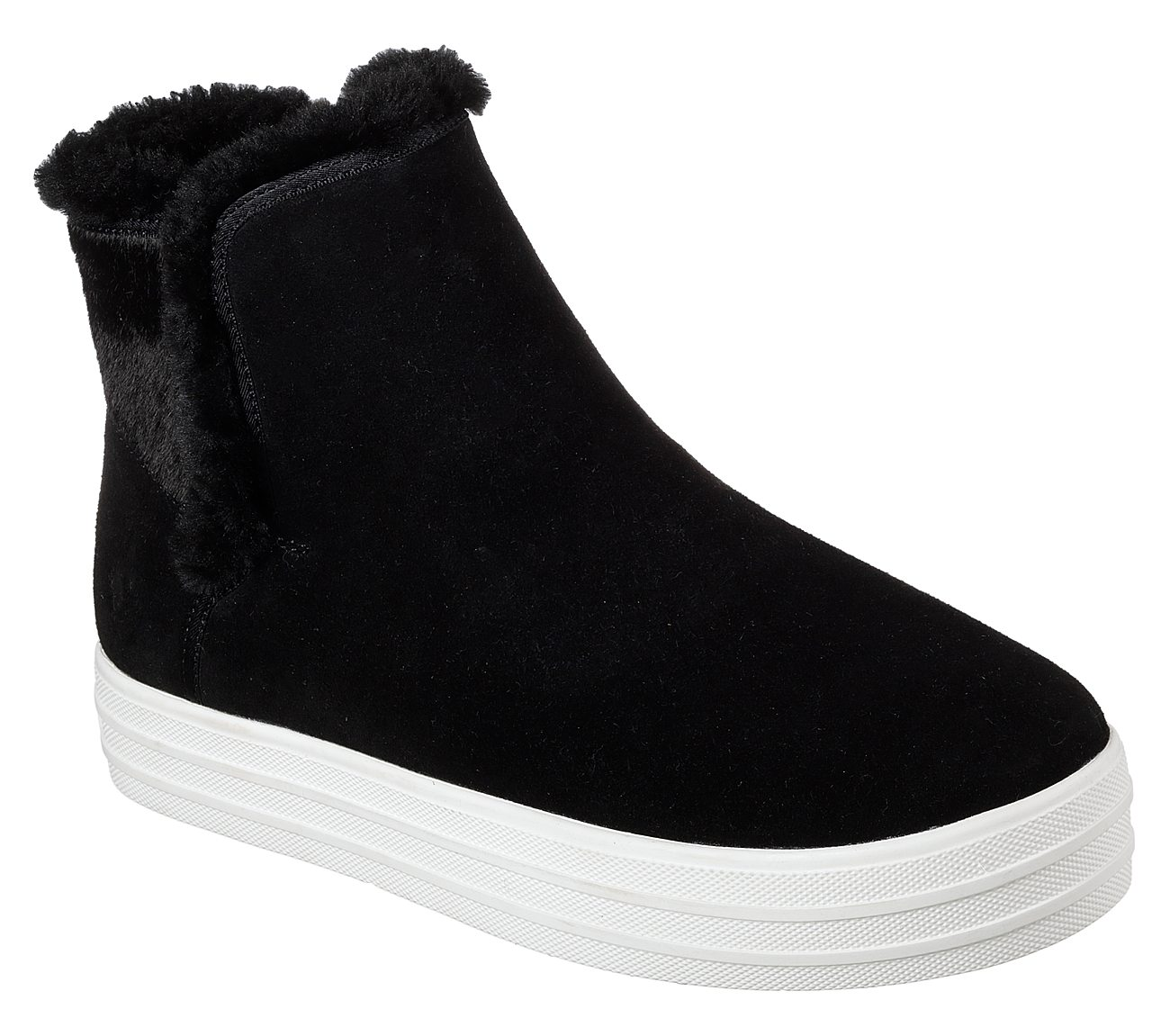 Skechers Double Up Over The Edge, Botines para Mujer