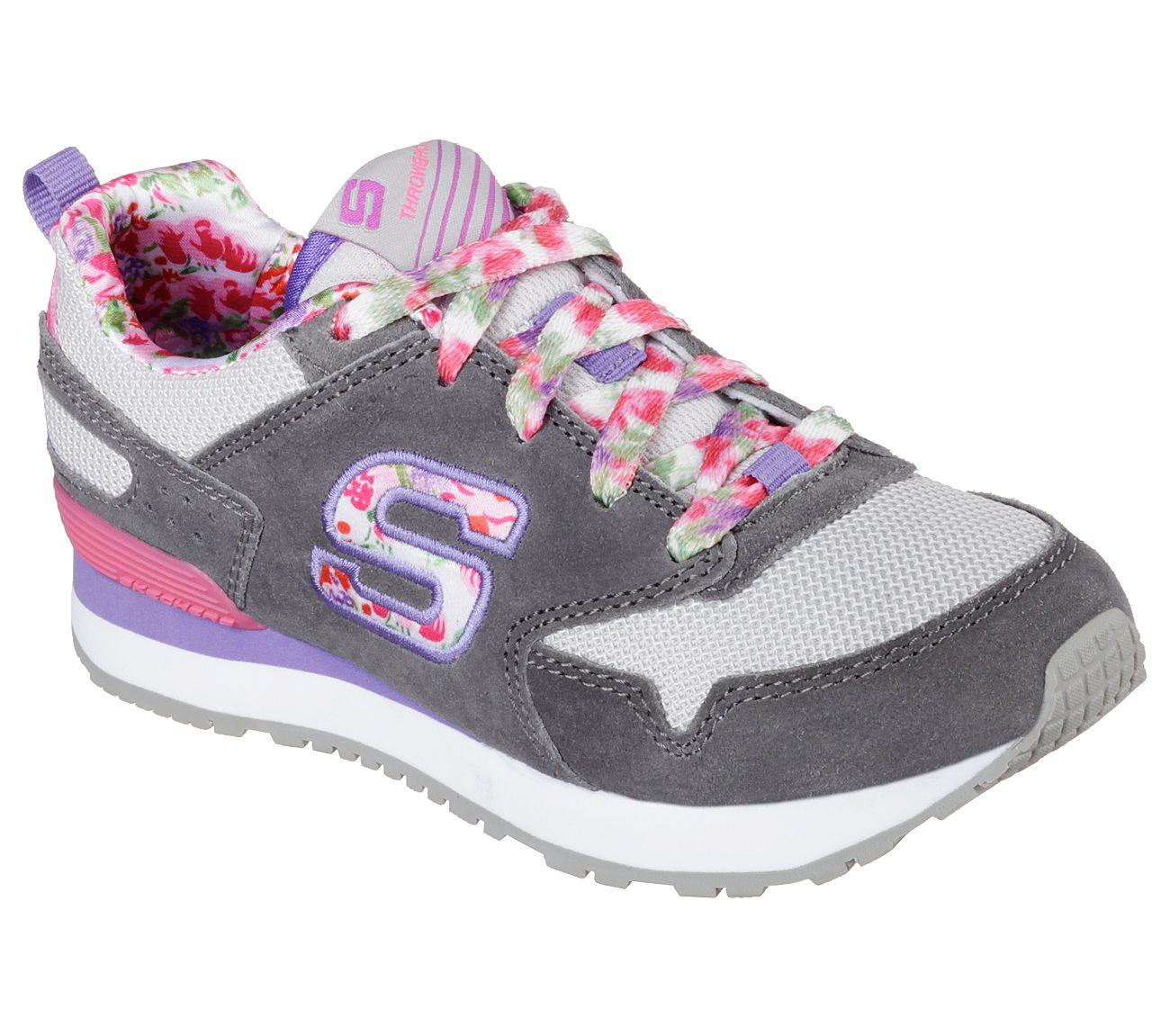 5a10fd21d52b Buy SKECHERS Retrospect - Floral Fancies Sport Shoes only  52.00