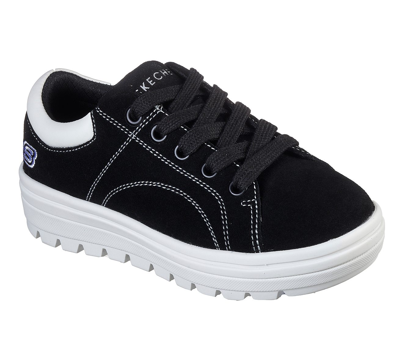 Skechers Street Cleat Back Again Platform Sneaker femmes's