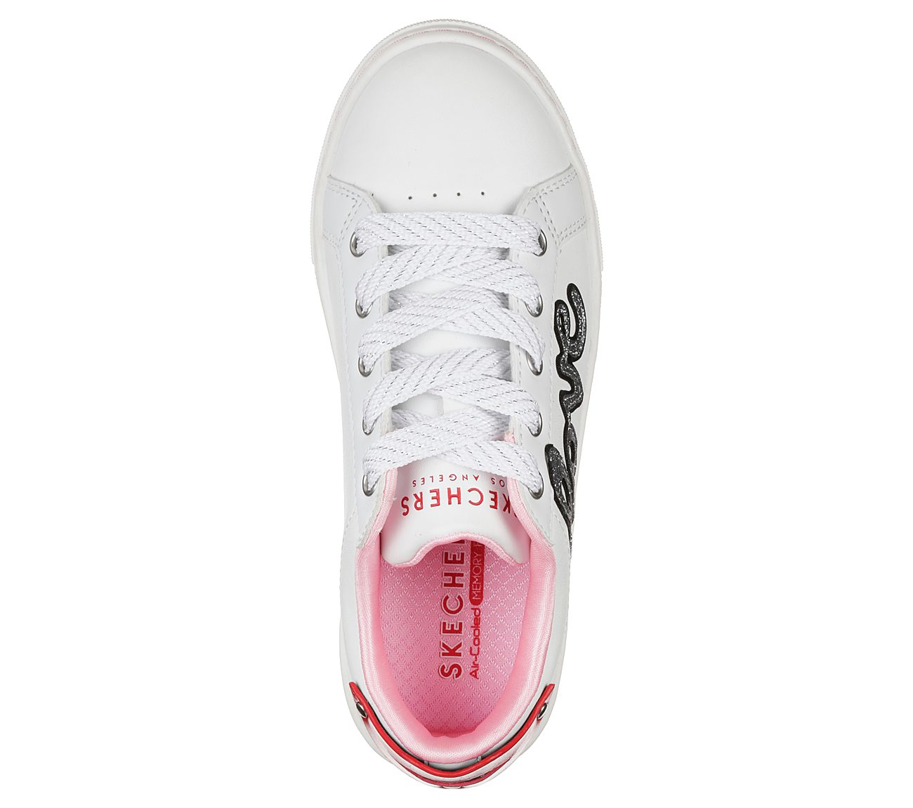 Sealed With A Kiss SKECHER Street Shoes