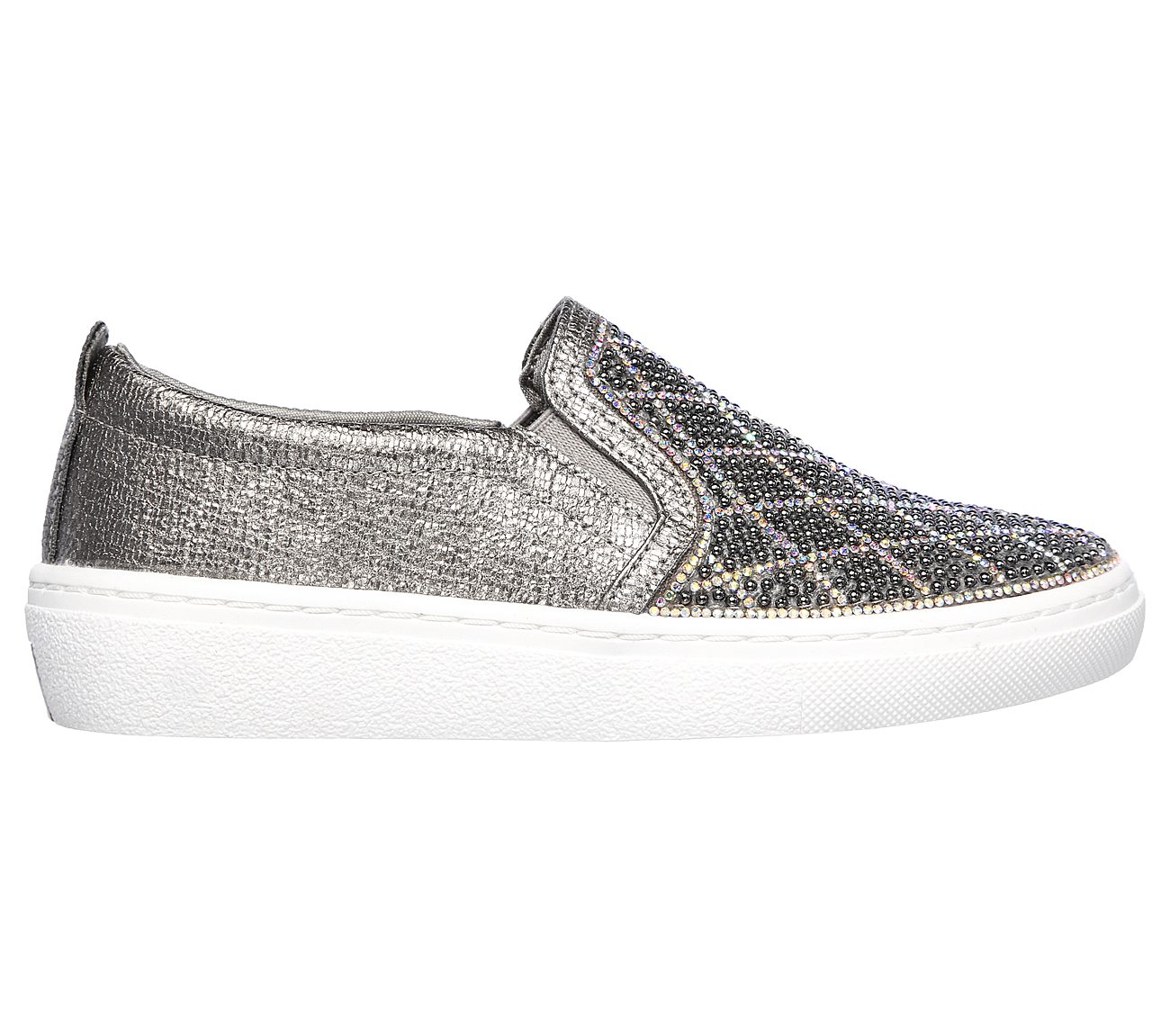 Diamond Darling Slip-On Sneakers Shoes