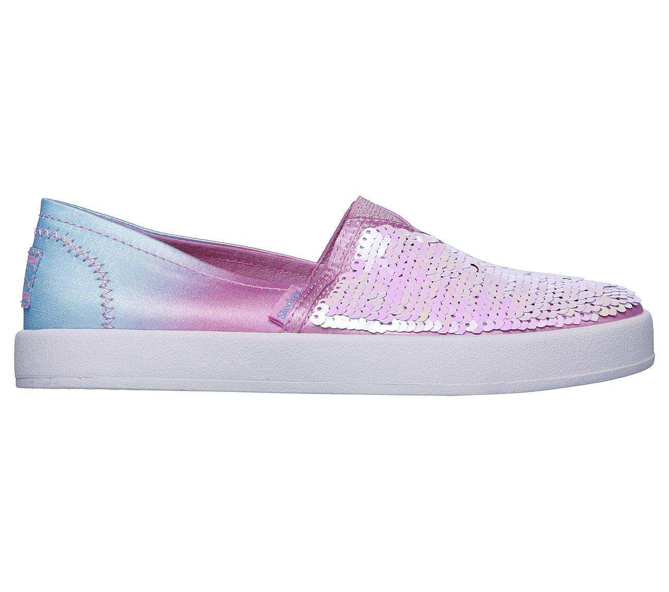 Skechers Kids B-Loved-Sassy Sequin Sneaker