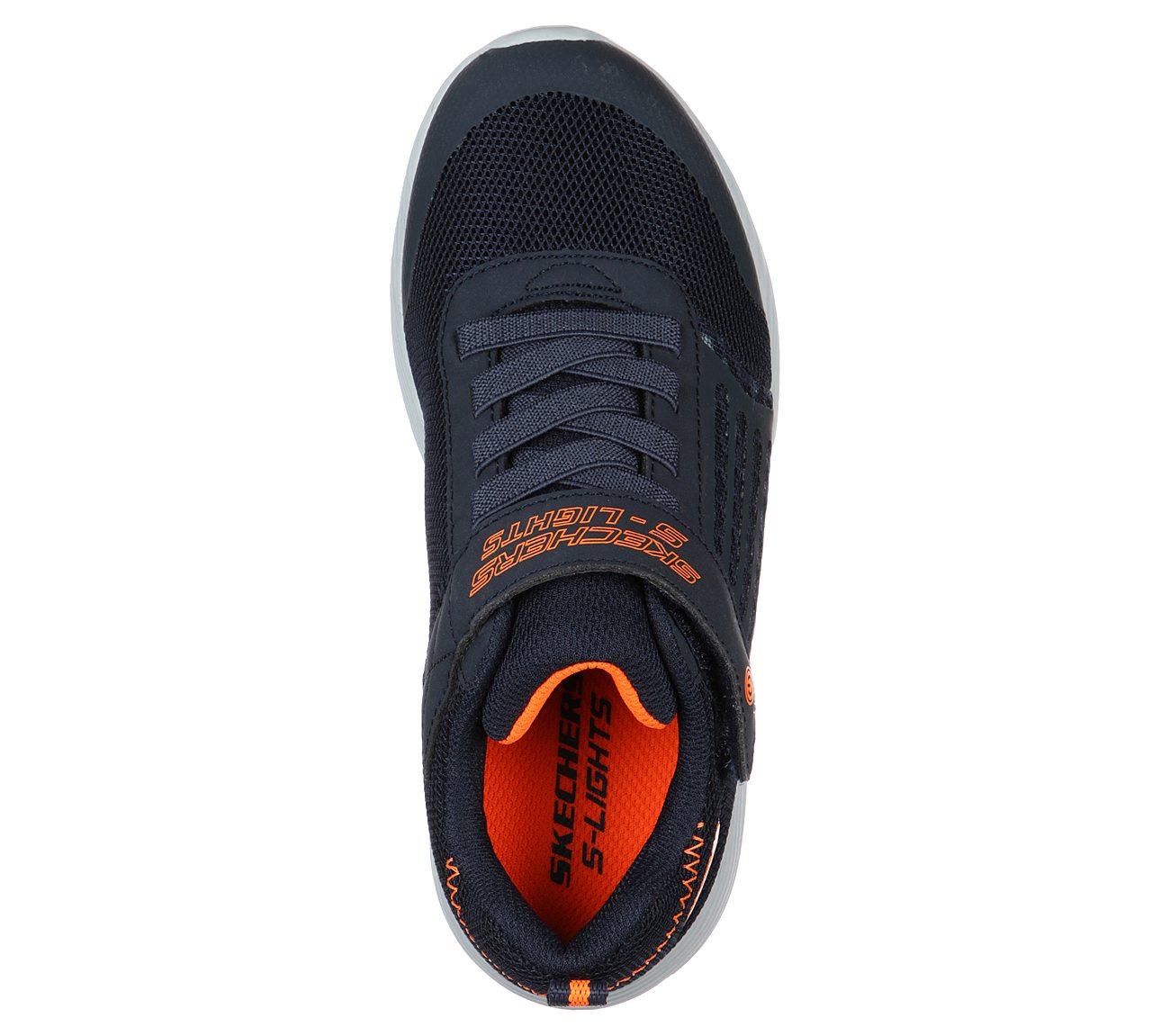 Details about Skechers Boys' S Lights Dyna Lights Sneaker