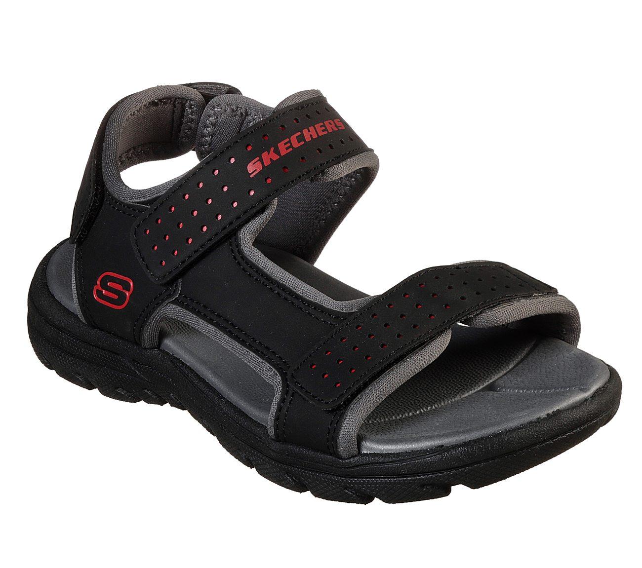 skechers river sandals