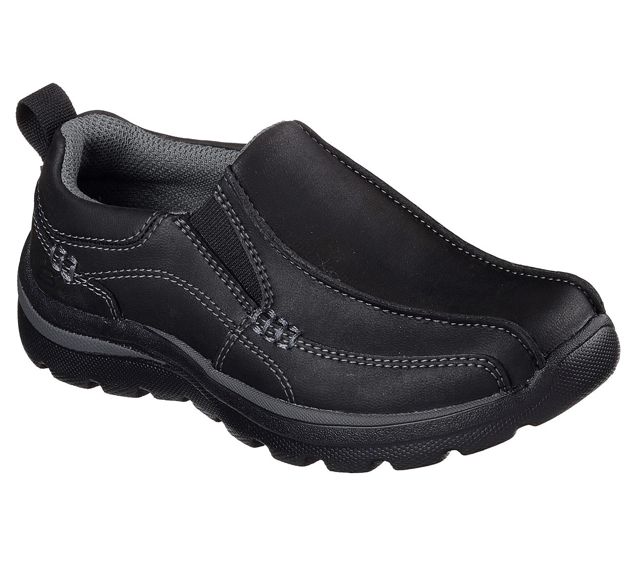 Skechers Superior Haute- Black loafers