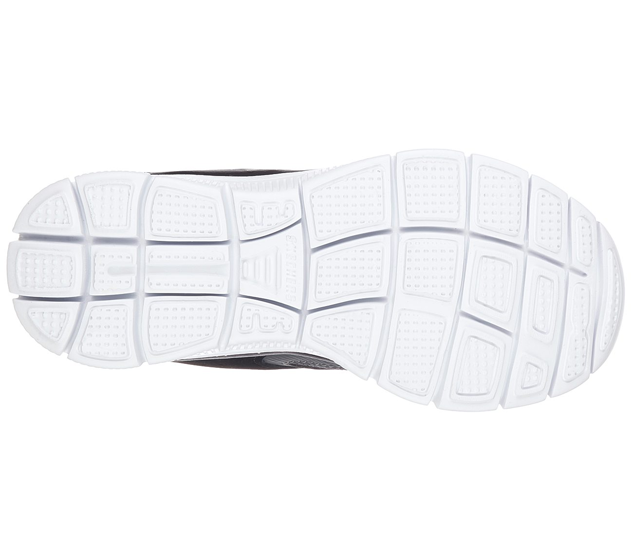 Skechers Flex Advantage Master Plan Black & White (95522L)