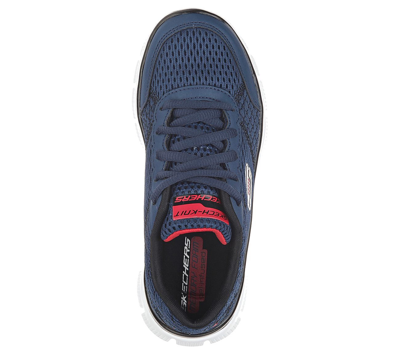 Skechers Boys Flex Advantage Master Quest Sneaker