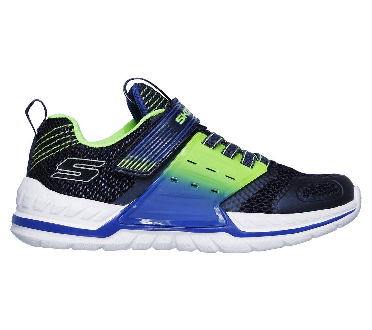 skechers slip on running shoes