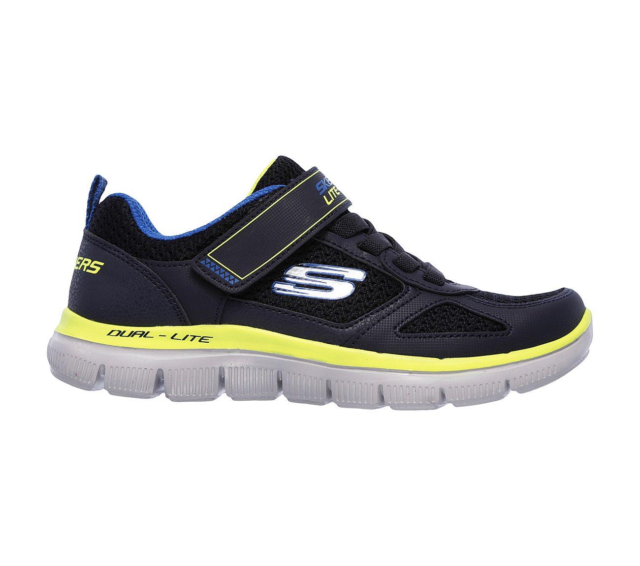 SKECHERS Flex Advantage 2.0 Sneaker navylime