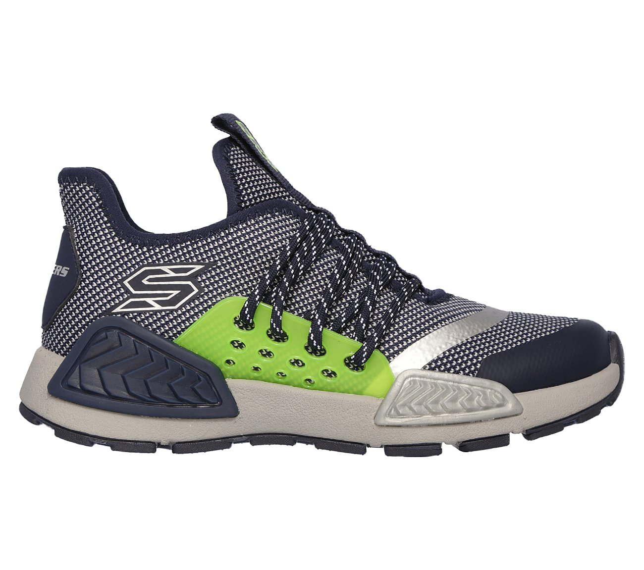 Skechers Kids Boys Kinectors-Megahertz Sneaker