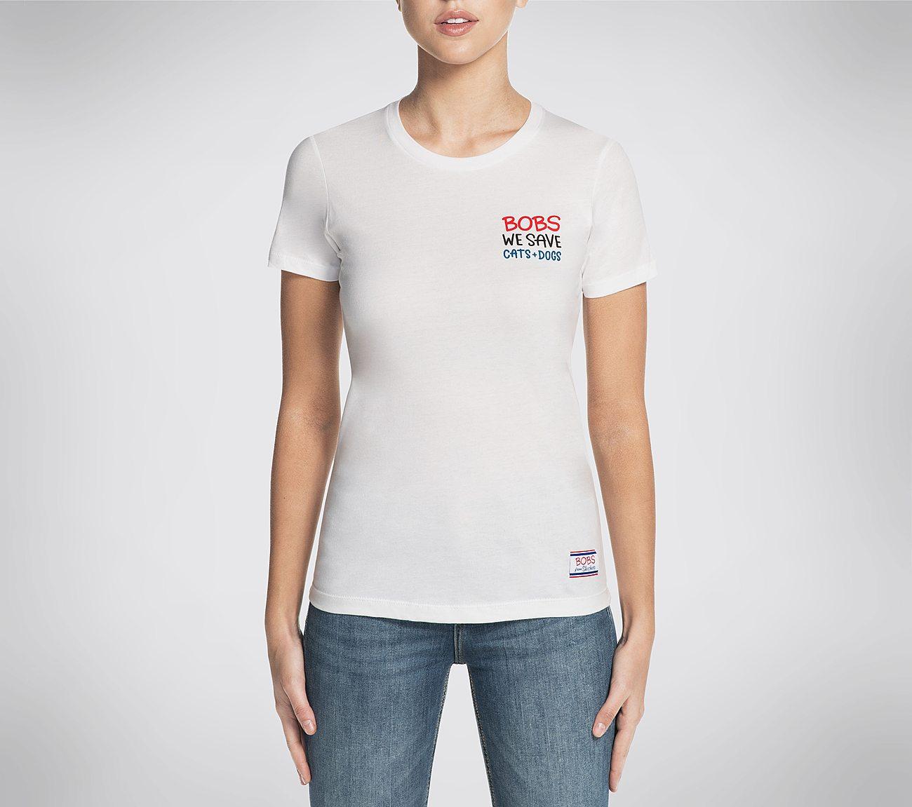 BOBS We Save Tee Shirt