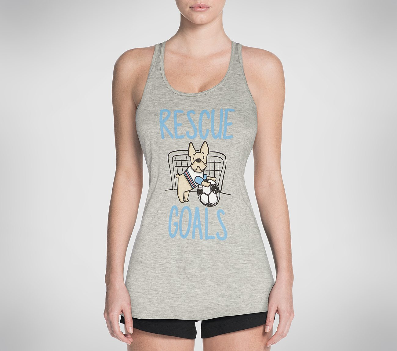 BOBS Rescue Goals Tank Top