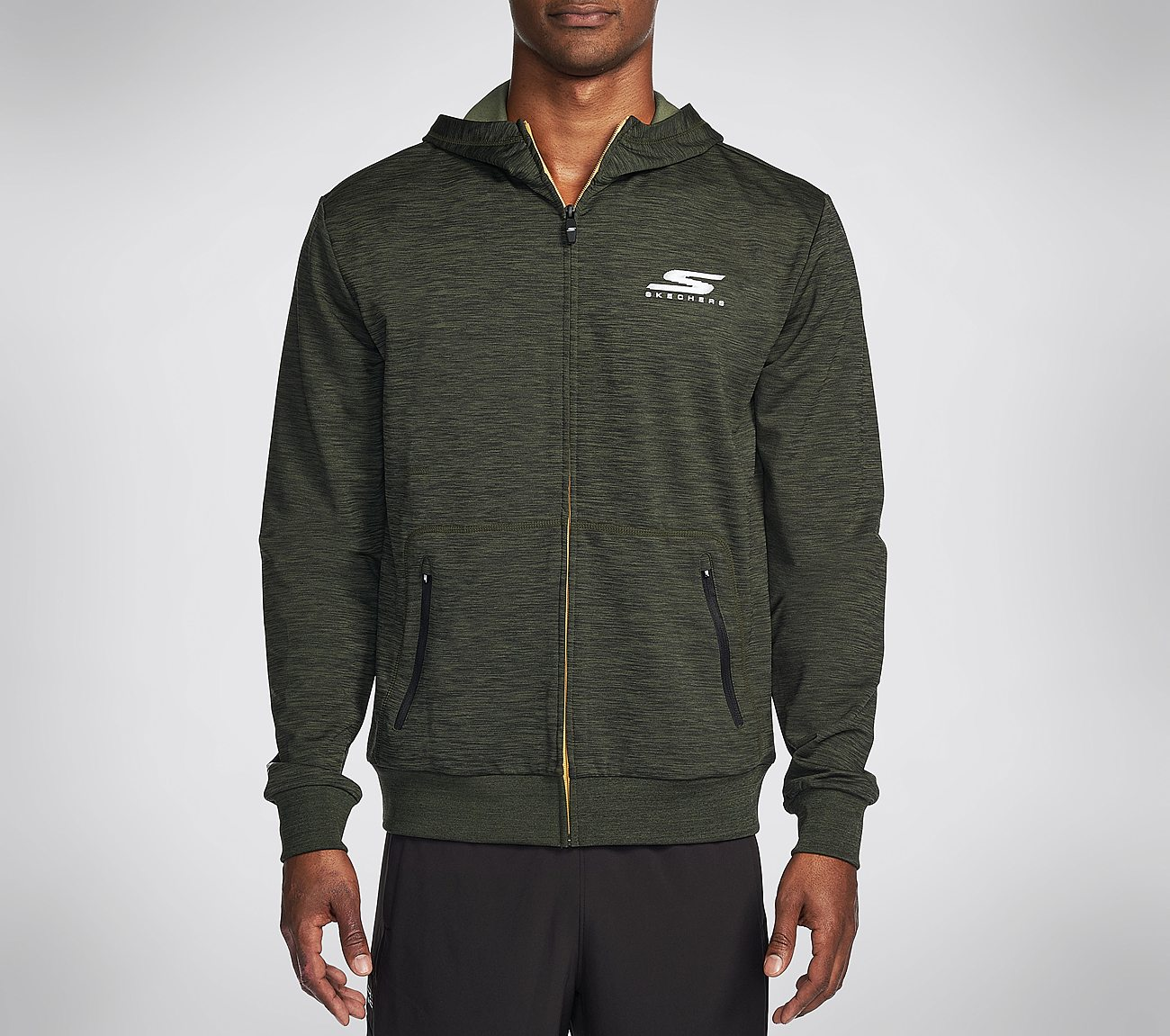 Buy SKECHERS Elevation Zip Jacket Fifty