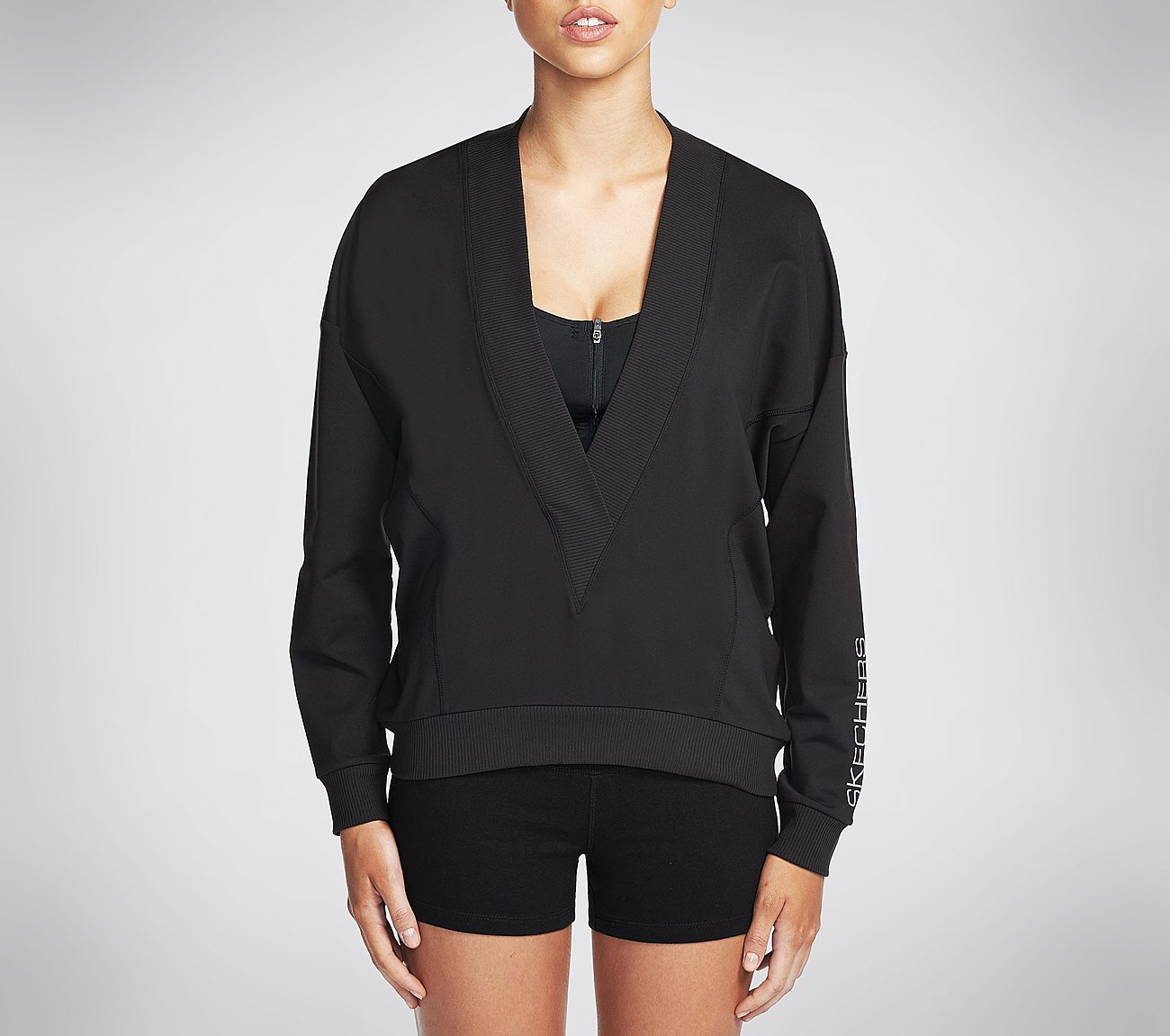 Canyon V-Neck Sweat Shirt