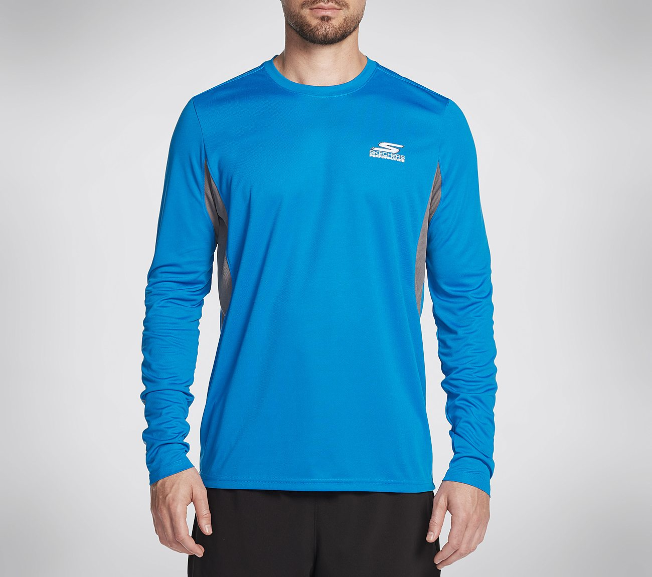 Split 5K Long Sleeve Tee Shirt