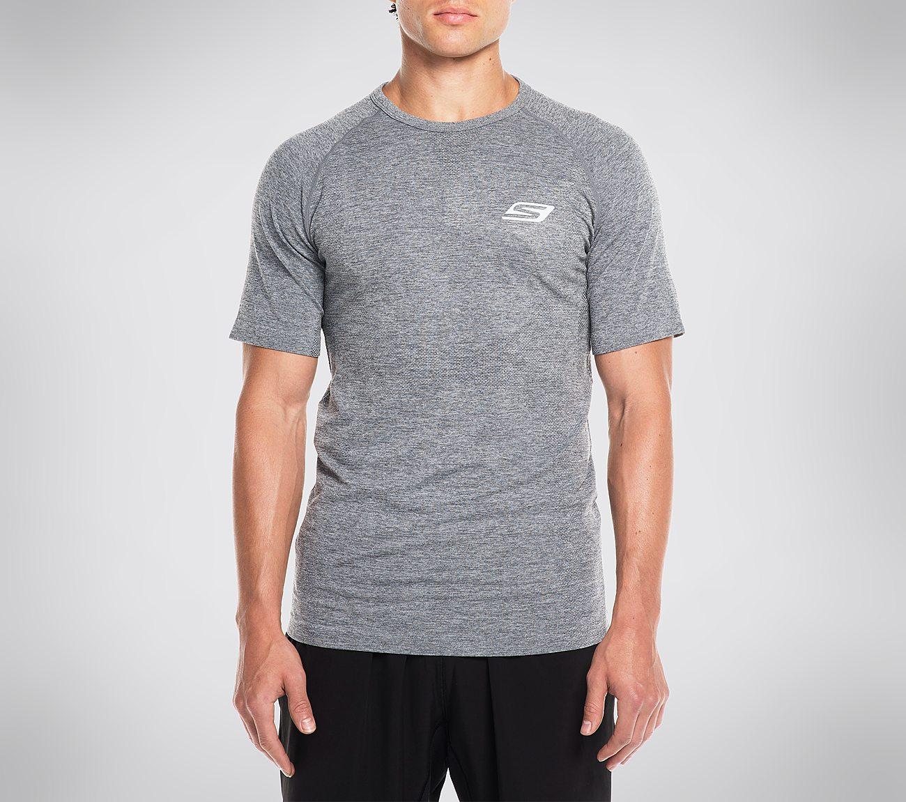 GOdri Seamless Short Sleeve Tee Shirt