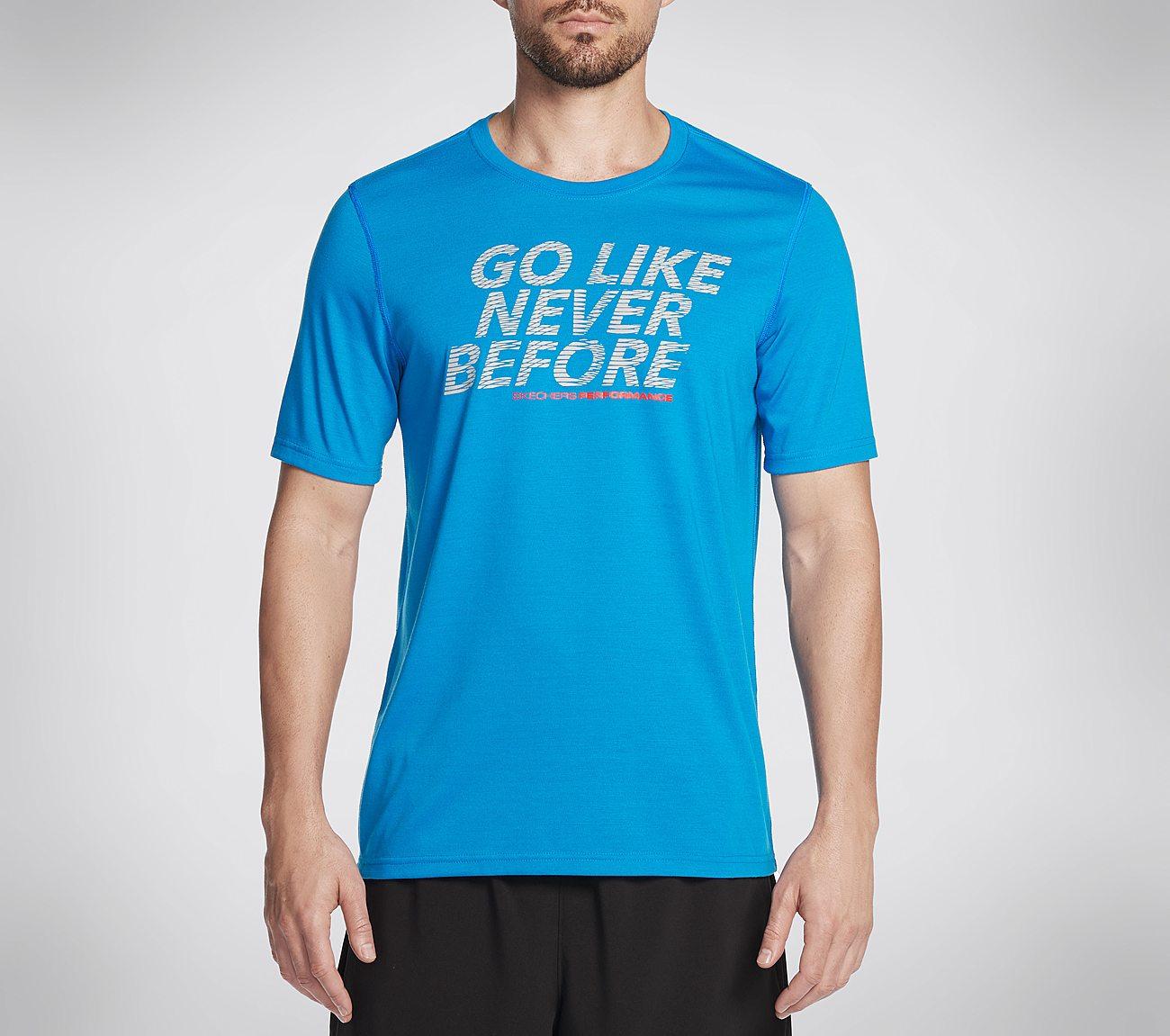GO Like Never Before Tee Shirt