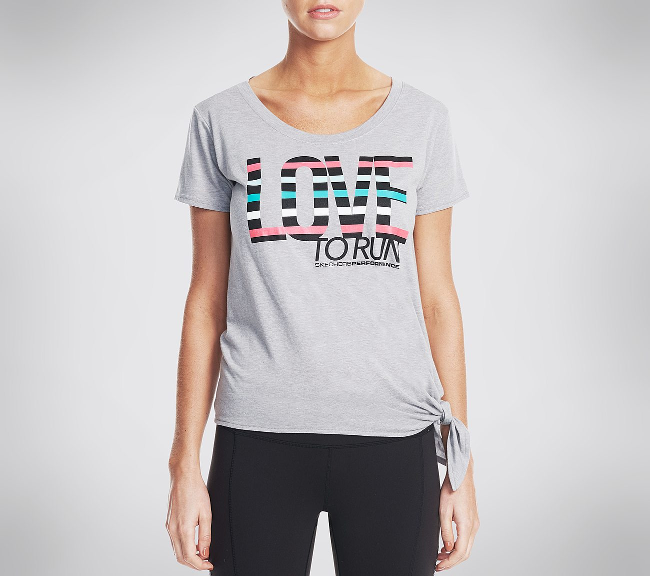 Allegra Graphic Tee Shirt