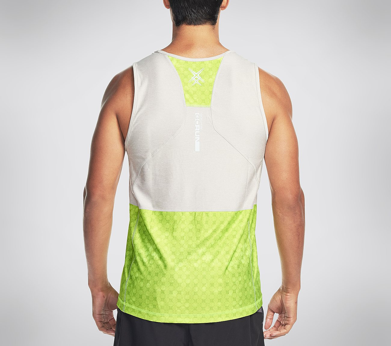 a1c7365e7f47bb Buy SKECHERS Houston Marathon Running Singlet Tank Top Apparel Shoes ...