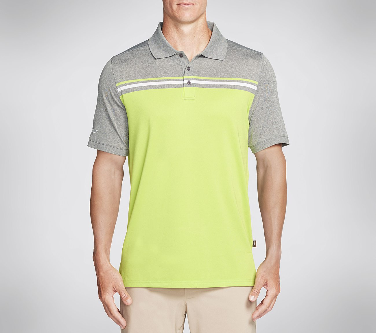 Skechers GOGOLF Abalone Polo Shirt