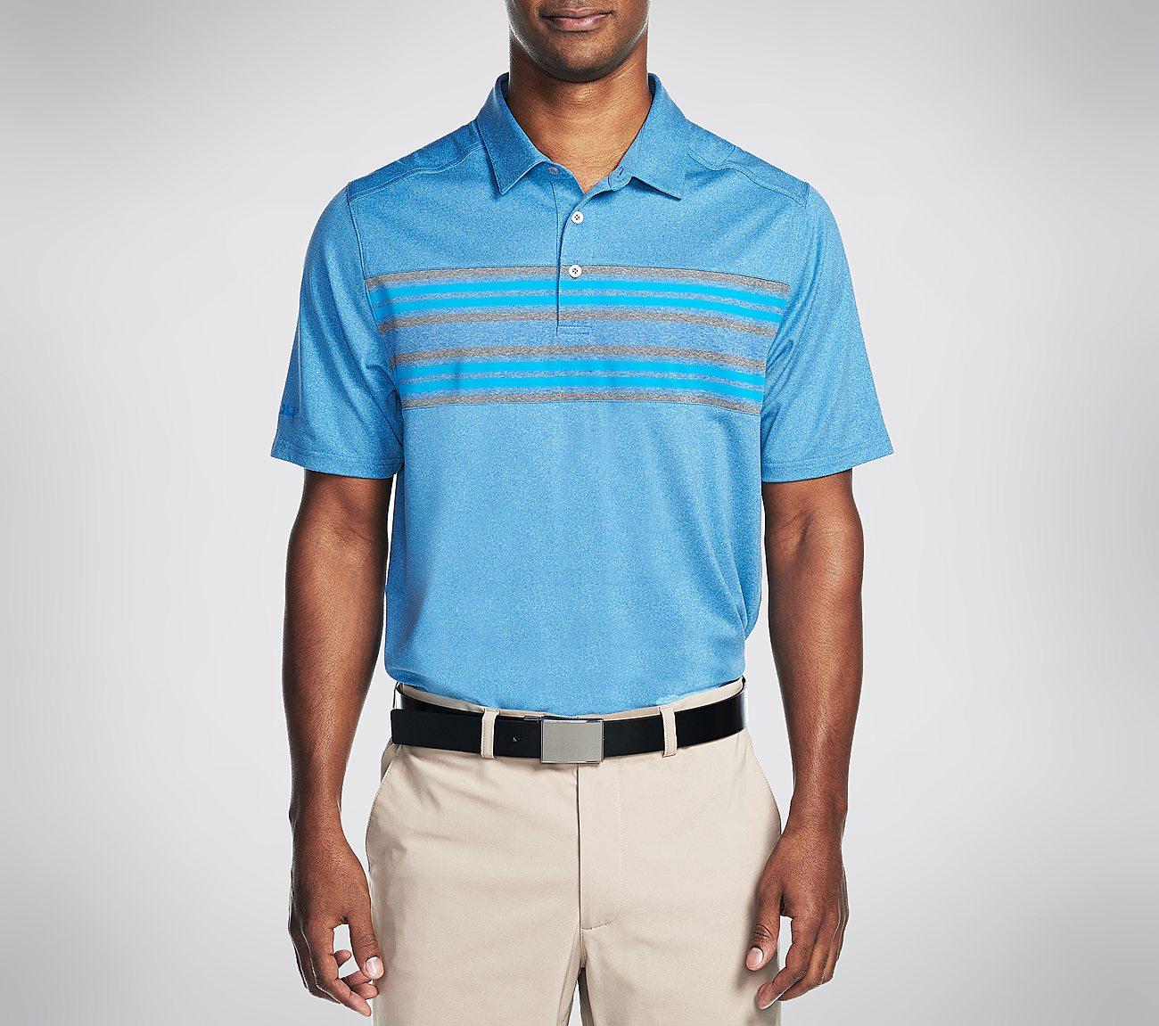 Folsom Stripe Polo Shirt