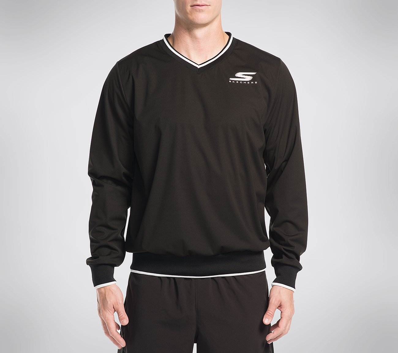Skechers GO GOLF Brookhurst Long Sleeve Windshirt