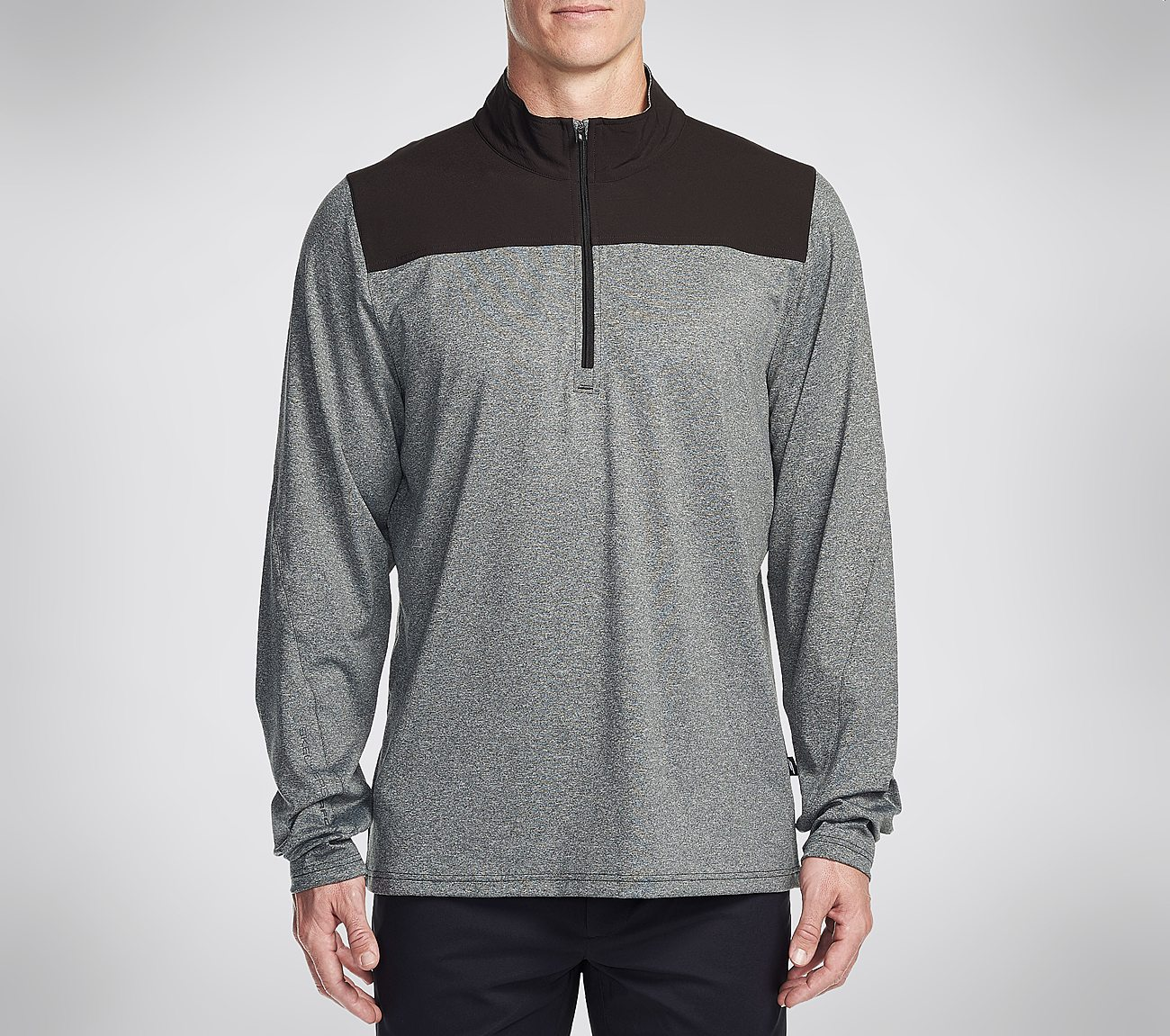 Hillsborough Hybrid Half Zip Jacket