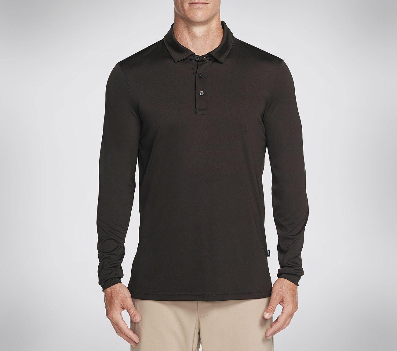 GOLF Overcast Long Sleeve Polo Shirt