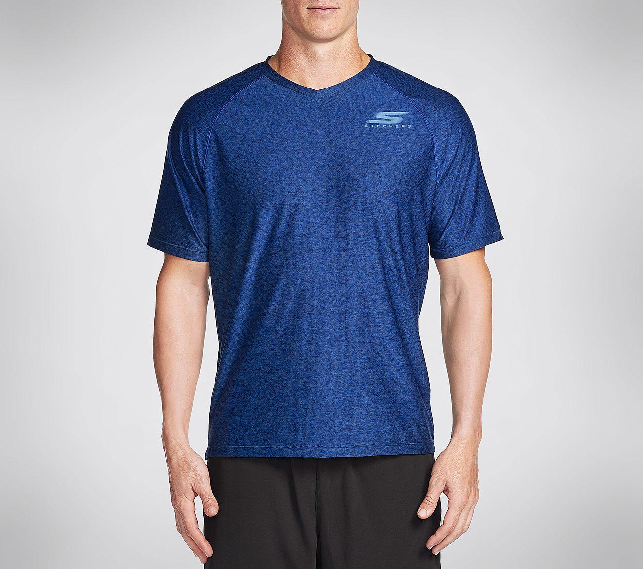Eclipse V-Neck Tee Shirt