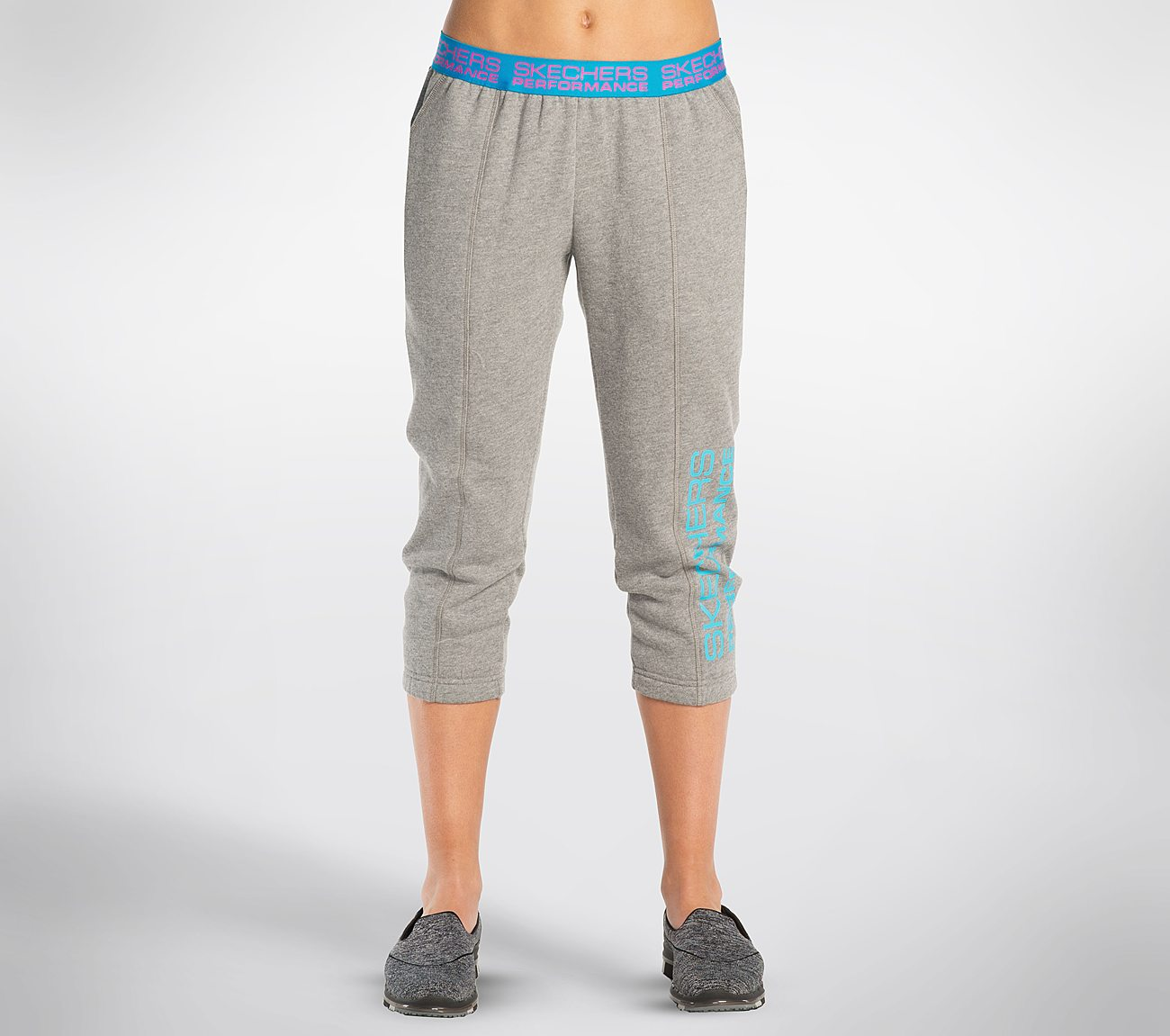 Artesia Crop Sweat Pant