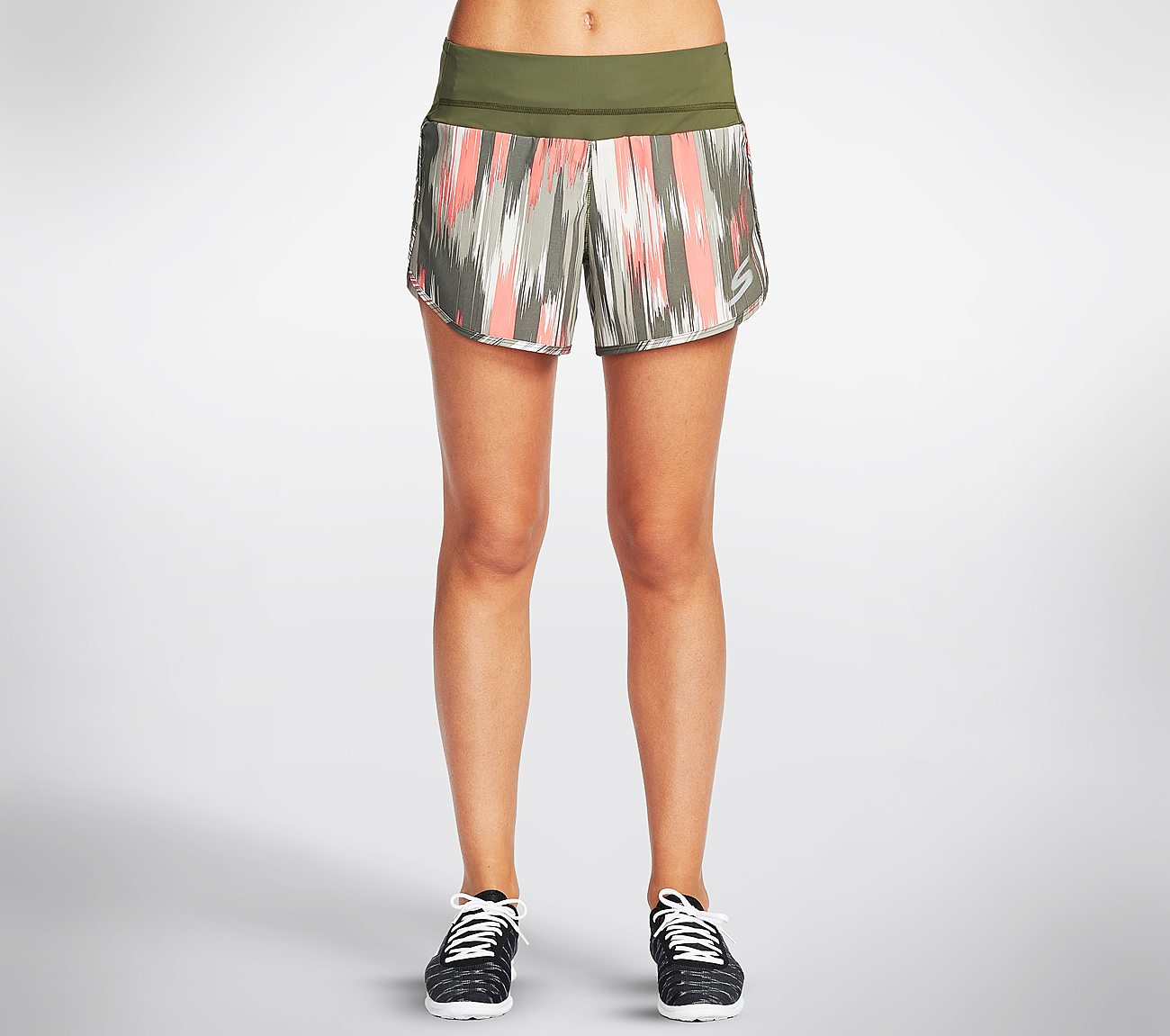 Frequency Ikat Short