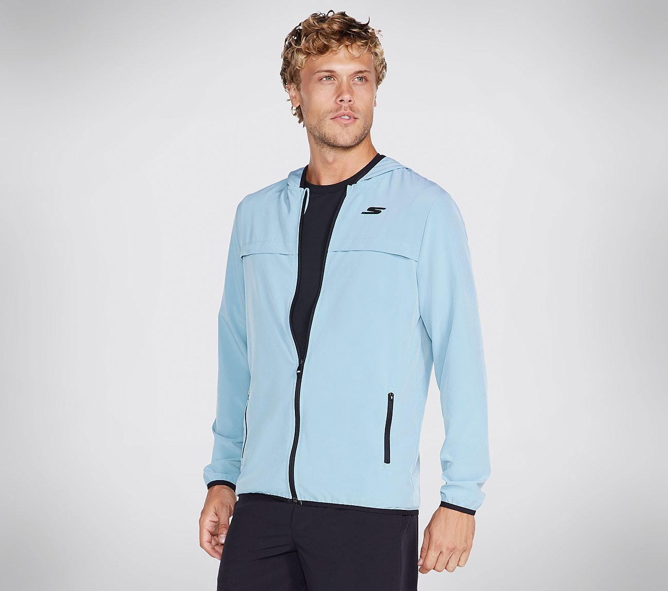 Skechers Performance Apparel Movement Windbreaker